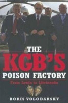 KGB's Poison Factory