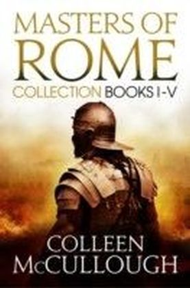 Masters of Rome Collection Books I - IV