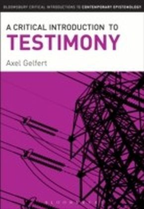 Critical Introduction to Testimony