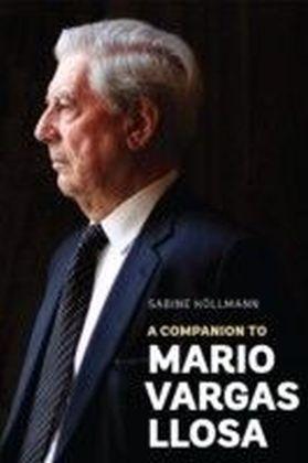 Companion to Mario Vargas Llosa