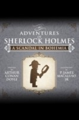Scandal In Bohemia - Lego - The Adventures of Sherlock Holmes