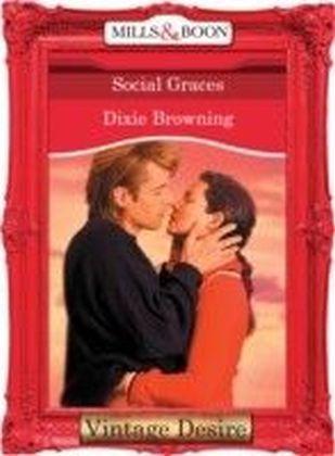 Social Graces (Mills & Boon Desire)