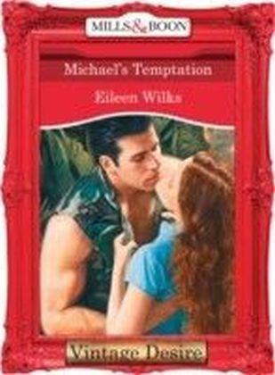 Michael's Temptation (Mills & Boon Desire)
