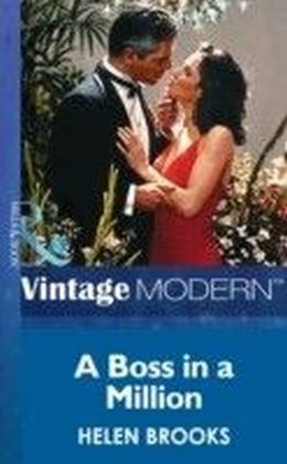 Boss in a Million (Mills & Boon Modern) (9 to 5 - Book 9)