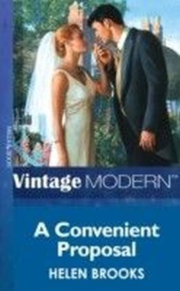 Convenient Proposal (Mills & Boon Modern) (Marry Me? - Book 2)