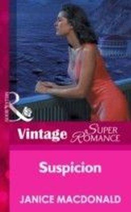 Suspicion (Mills & Boon Vintage Superromance) (Twins - Book 12)
