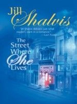 Street Where She Lives (Mills & Boon M&B)