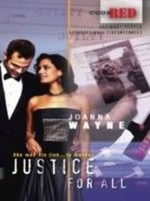 Justice for All (Mills & Boon M&B) (Code Red - Book 23)
