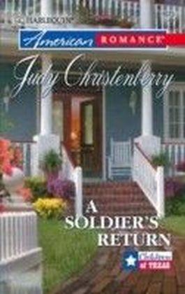 Soldier's Return (Mills & Boon American Romance)