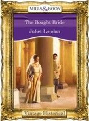 Bought Bride (Mills & Boon Historical)