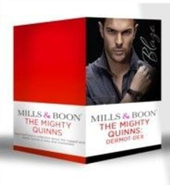 Mighty Quinns: Dermot-Dex (Mills & Boon e-Book Collections) (The Mighty Quinns)