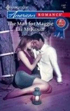 Man for Maggie (Mills & Boon American Romance)