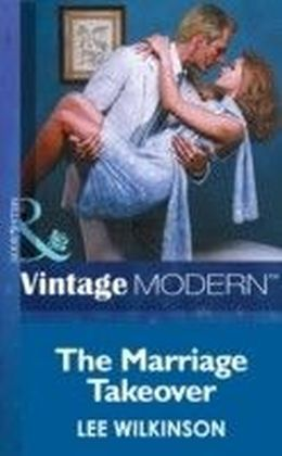 Marriage Takeover (Mills & Boon Modern) (Wedlocked! - Book 14)