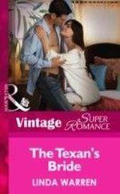 Texan's Bride (Mills & Boon Vintage Superromance) (The Hardin Boys - Book 2)