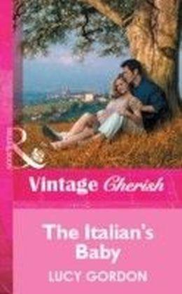 Italian's Baby (Mills & Boon Vintage Cherish)