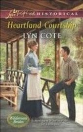 Heartland Courtship (Mills & Boon Love Inspired Historical) (Wilderness Brides - Book 3)