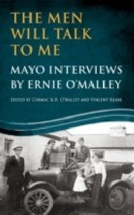 Men Will Talk to Me (Ernie O'Malley series Mayo)