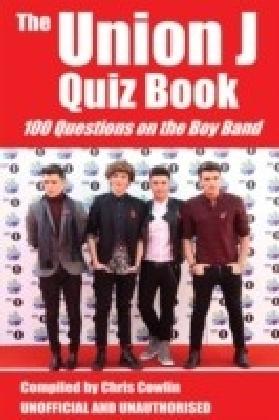Union J Quiz Book