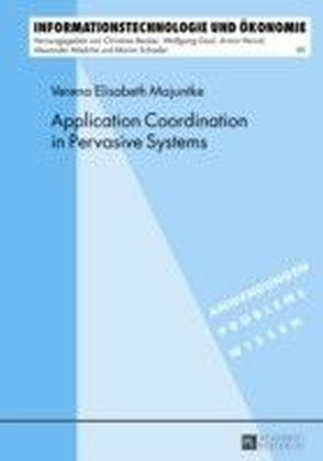 Application Coordination in Pervasive Systems