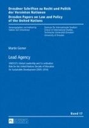 Lead Agency