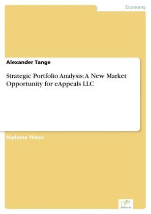 Strategic Portfolio Analysis: A New Market Opportunity for eAppeals LLC