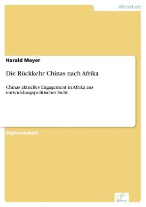 Die Rückkehr Chinas nach Afrika