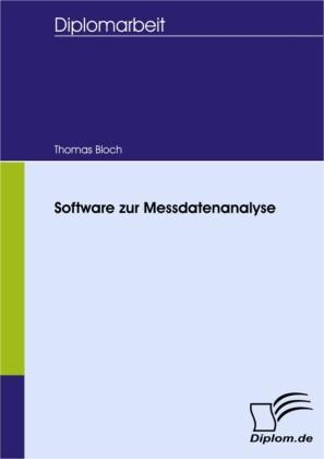 Software zur Messdatenanalyse