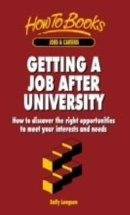 Getting a Job After University