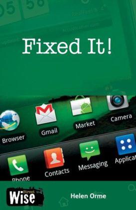 Fixed it!
