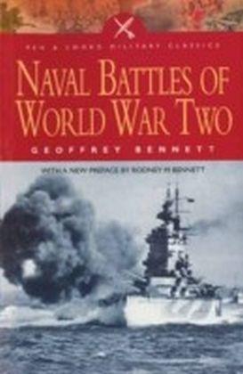 Naval Battles of World War II