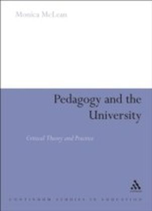 Pedagogy and the University