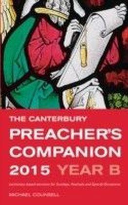 Canterbury Preacher's Companion 2015