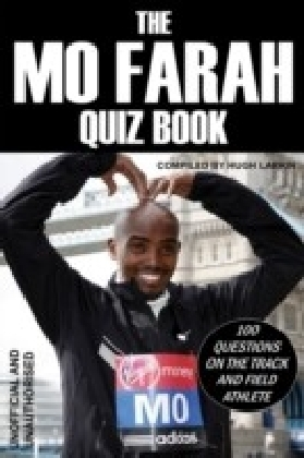 Mo Farah Quiz Book