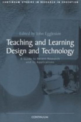 Teaching and Learning Design and Technology