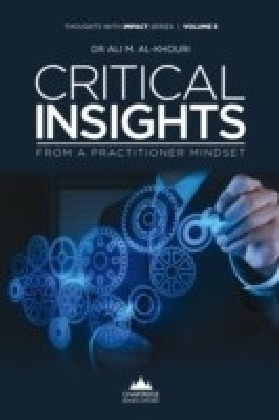 Critical Insights From A Practitioner Mindset