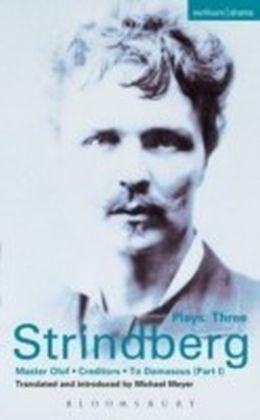 Strindberg Plays: 3