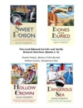 Lord Edward Corinth and Verity Browne Omnibus (Books 1-4)