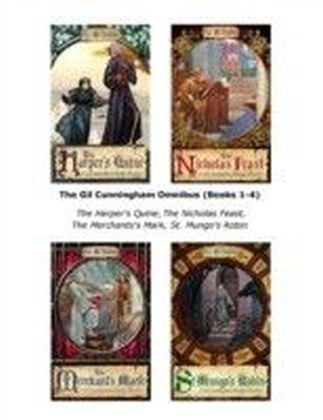 Gil Cunningham Omnibus (Books 1-4)