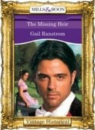 Missing Heir (Mills & Boon Historical)