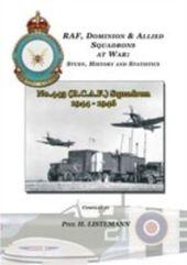 No. 443 (RCAF) Squadron 1944-1946