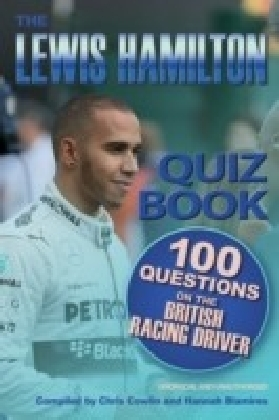Lewis Hamilton Quiz Book