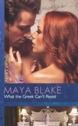 What the Greek Can't Resist (Mills & Boon Modern) (The Untamable Greeks - Book 2)