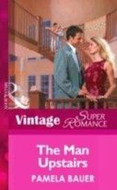 Man Upstairs (Mills & Boon Vintage Superromance)