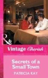 Secrets of a Small Town (Mills & Boon Vintage Cherish)