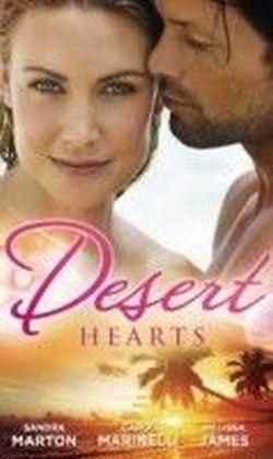Desert Hearts (Mills & Boon M&B)