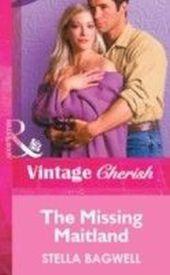 Missing Maitland (Mills & Boon Vintage Cherish)