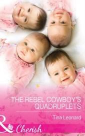 Rebel Cowboy's Quadruplets (Mills & Boon Cherish) (Bridesmaids Creek - Book 1)