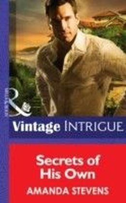 Secrets of His Own (Mills & Boon Intrigue) (Cape Diablo - Book 1)