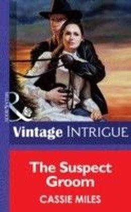 Suspect Groom (Mills & Boon Vintage Intrigue)