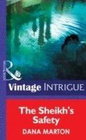 Sheik's Safety (Mills & Boon Intrigue)